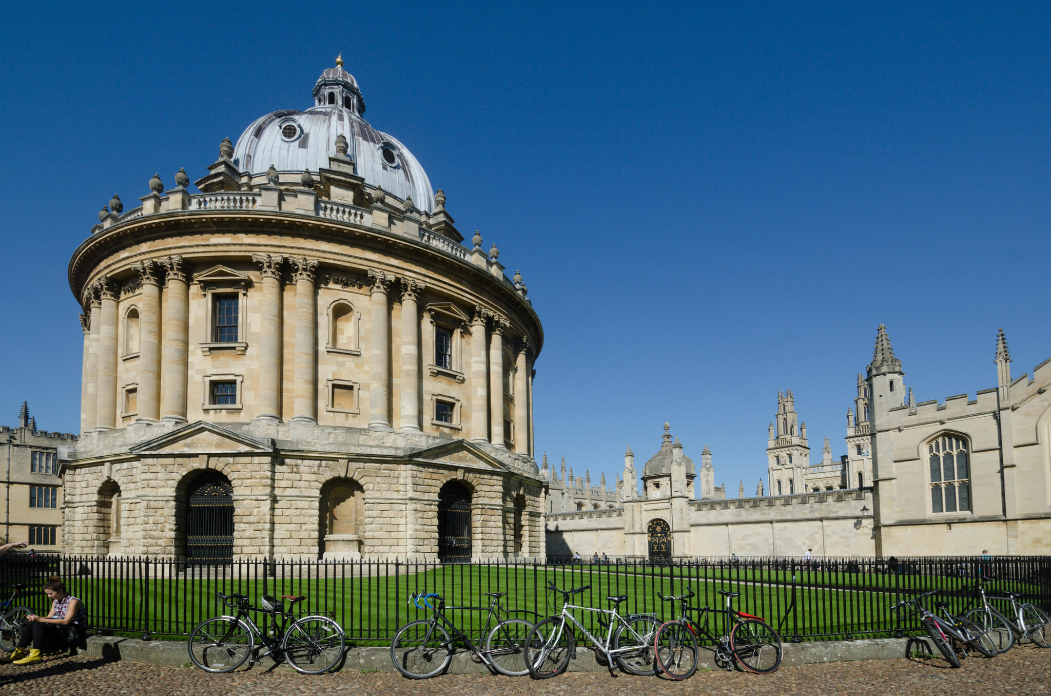 University of Oxford. Photo by xiquinhosilva (CC BY 2.0)